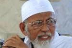 Jatuh Sakit, Abu Bakar Ba'asyir Sudah Empat Hari Dirawat di RS