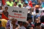 Jokowi Berperstasi, Rakyat Percaya Perubahan