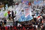 Besok, Buruh Gelar Demo dan Mogok Nasional
