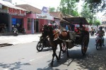 Polres Boyolali Gandeng Kusir Delman Sosialisasikan Tertib Berlalu Lintas