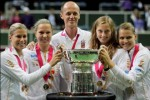 FED CUP: Safarova Pastikan Republik Cheska Pertahankan Juara