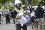 Satlantas, Rumah Sakit dan Jasa Raharja Teken MoU Tangani Korban Lakalantas