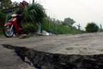 Tanah Ambles di Guyon Capai 10 cm