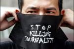 Selama 2012, 119 Wartawan Tewas