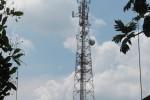 Sebuah menara telekomunikasi