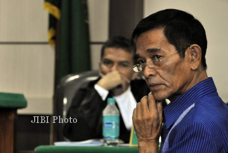 KABAR DUKA : Mantan Wali Kota Salatiga Tutup Usia dalam Penjara