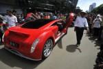 Ricky Elson: Masalah Pengembangan Produksi Mobil Listrik di Indonesia
