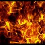 Rumah Pedagang Sembako Ludes Terbakar