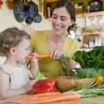 Sayur dan Keju Camilan Sehat untuk Anak