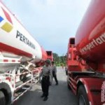 ARUS BALIK LEBARAN 2014 : Penyaluran BBM Jalur Selatan Naik 30%