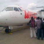 Pesawat Wings Air (JIBI/Bisnis/M. Tahir Saleh)
