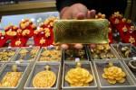 ilustrasi harga emas (Istimewa)