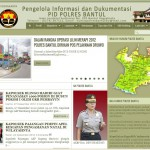 Humas Polres Bantul Terbaik se-Indonesia