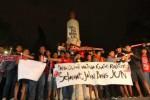 Pasoepati Gelar Aksi Solidaritas Bagi Diego, Selasa Siang