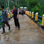 Jembatan Lengkung Purbalingga Potong Jarak 16 Km