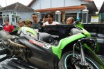 Kecelakaan Tunggal, Sunarto dan Bambang Tewas