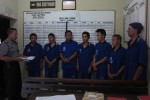 Asyik Main Judi Dadu, Tujuh Petani Digerebek Polisi