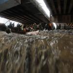 Banjir Akan Datangi Jakarta Jumat Pukul 02.00 WIB