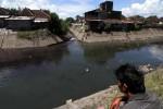 Air Embung di Polokarto Sukoharjo Bikin Gatal-Gatal dan Ikan Mati, Tercemar Limbah?