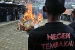Ribuan Petani Tembakau Temanggung Demo Tolak PP Tembakau