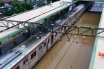 TIKET KERETA API : Calon Penumpang KA Kebanjiran Bisa Batalkan Tiket