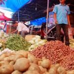 HARGA KOMODITAS : Jelang Ramadan, Harga Kebutuhan Pokok di Kudus Cenderung Stabil