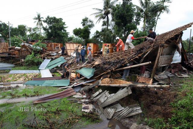 BENCANA JATENG : Batang Siaga Bencana hingga Maret 2018