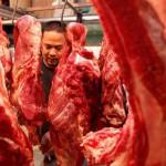 IDULADHA 2017 : Pedagang di Pasar Gede Solo Kurangi Stok Daging Sapi