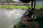 RAWA JOMBOR: Debit Rawa Jombor Naik, Pengusaha Pemancingan Merugi