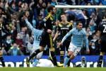 MANCHESTER CITY Vs CHELSEA: City Bungkam Chelsea 2-0