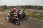 BALAP MOTOR LIAR: Warga Gumpang Sukoharjo Resah