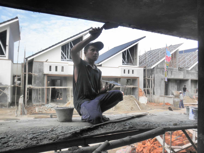 Ilustrasi pembangunan perumahan (JIBI/Bisnis/Endang Muchtar)