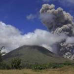GUNUNG BERAPI : Ini Dia 10 Gunung Berapi Dengan Status di Atas Normal