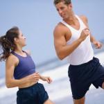 Ilustrasi jogging (Dok)