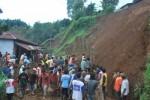 BENCANA KARANGANYAR : Tawangmangu Longsor, Gondangrejo Banjir
