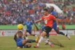 ISL 2013: 'Terusir' Lagi, Persija Kembali Gunakan Manahan