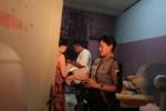 PEMBERANTASAN NARKOBA : BNN Razia Kos-Kosan di Purwokerto, 7 Orang Positif Narkoba