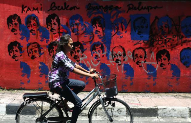 """Dokumen TPF Kasus Munir """"Hilang"""", Pelanggaran Serius Pemerintahan Jokowi"""