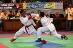 KEJUARAAN KARATE : Sebelas Maret Cup Undang Karateka se-Asia Tenggara