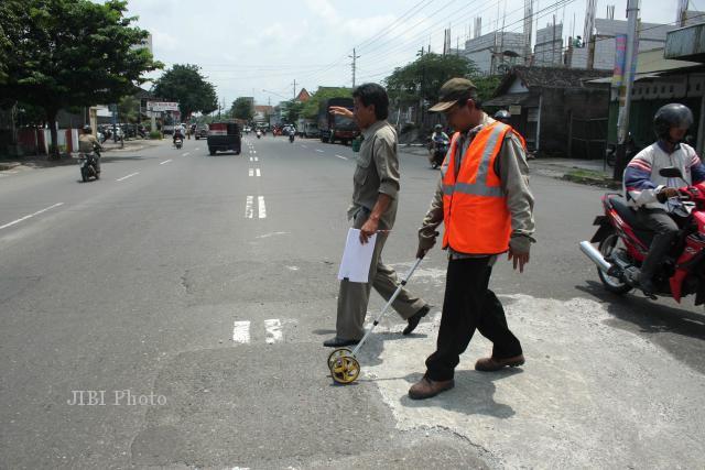 FLY OVER PALUR : Anggaran Pembebasan Lahan Rp25 Miliar