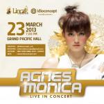 Kuis Konser Agnes Monica