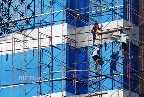 PEMBANGUNAN TRENGGALEK : Pembayaran Proyek Berkualitas Rendah Ditunda, Ini Alasannya