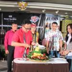 Hotel Santika Premiere Jogja Rayakan Ulang Tahun Ke-22