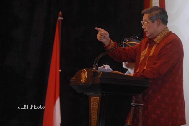 Keluarga Gus Dur Dukung SBY Selesaikan Masa Jabatan