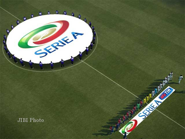 LIGA ITALIA : Hasil dan Klasemen Sementara Serie A