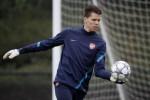 JELANG BAYERN MUNICH Vs ARSENAL: Wenger Istirahatkan Szczesny