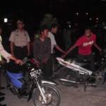 BALAP LIAR : Polisi Tangkap 8 Pembalap Liar di Karanganyar