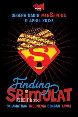 FINDING SRIMULAT : Berikut Rute Kirab Pemain Finding Srimulat