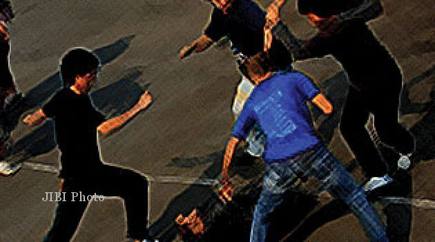 Penganiayaan Semarang Dilakoni 14 Remaja