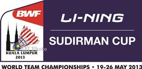 PIALA SUDIRMAN 2013 : Inilah Nama-nama Pemain Tim Bayangan Piala Sudirman 2013